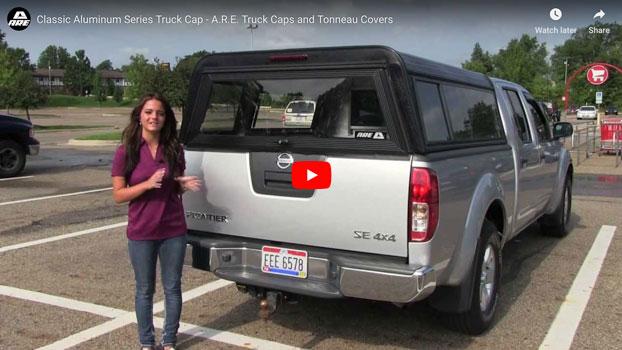 Classic Aluminum Series Truck Cap – A.R.E.