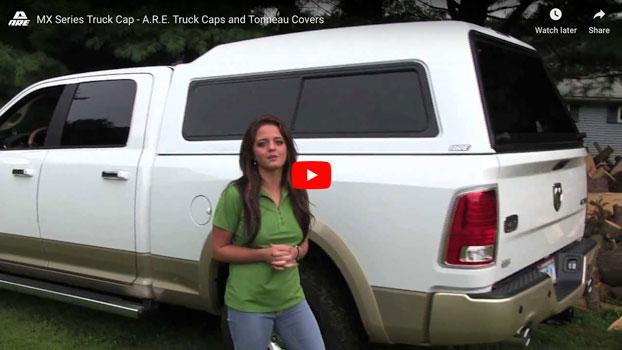 MX Series Truck Cap – A.R.E.