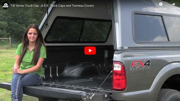 TW Series Truck Cap – A.R.E.