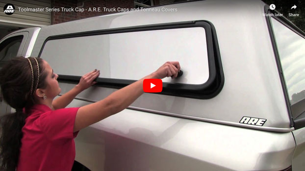 Toolmaster Series Truck Cap – A.R.E.